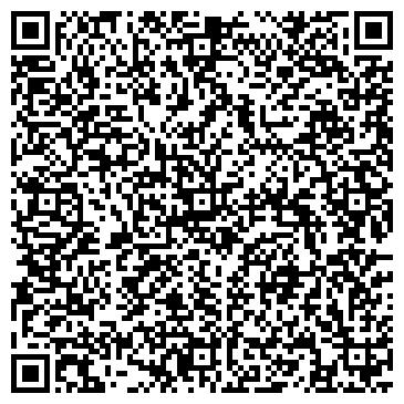 QR-код с контактной информацией организации КУХНИ КЛУБ