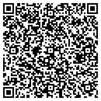 QR-код с контактной информацией организации АГФА