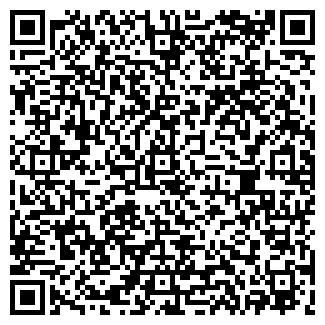 QR-код с контактной информацией организации АРЕАЛ ФОТО