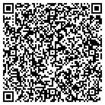 QR-код с контактной информацией организации ООО ТЕХНОХОЛОД+