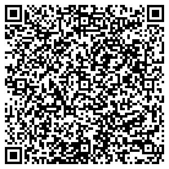 QR-код с контактной информацией организации АМКАДОР, ООО