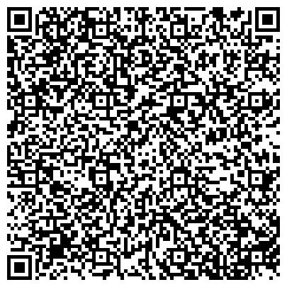 QR-код с контактной информацией организации ПРОИЗВОДСТВЕННОГО УПРАВЛЕНИЯ ГОРВОДОКАНАЛ ГЛАВНАЯ КАНАЛИЗАЦИОННАЯ НАСОСНАЯ СТАНЦИЯ