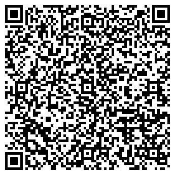 QR-код с контактной информацией организации ТКАНИ-ВСЕ ДЛЯ ШИТЬЯ