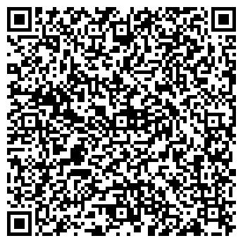 QR-код с контактной информацией организации ГЛАЗКОВА Е. Д.