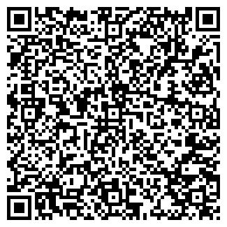 QR-код с контактной информацией организации АВТОДАР ОДО