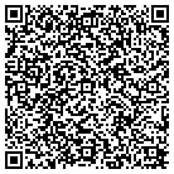 QR-код с контактной информацией организации ИРИДА ТПГ, ЗАО