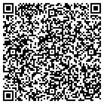 QR-код с контактной информацией организации ЦЕНТРАЛЬНЫЙ РЫНОК, МП