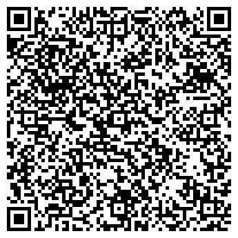 QR-код с контактной информацией организации МЕТАН
