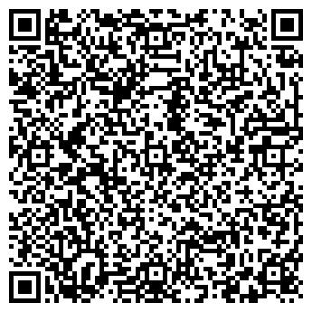 QR-код с контактной информацией организации ЛАНА ФИРМА