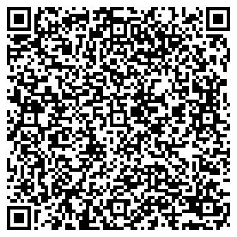 QR-код с контактной информацией организации 100 МОРЕЙ, ООО