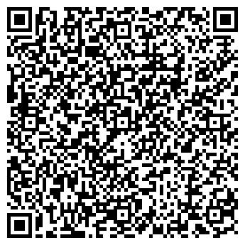 QR-код с контактной информацией организации УНИВЕРСАМ МАГАЗИН № 77