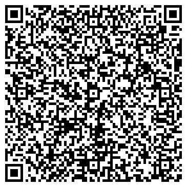 QR-код с контактной информацией организации МЕРКУРИЙ МАГАЗИН МУП ОЖКХ