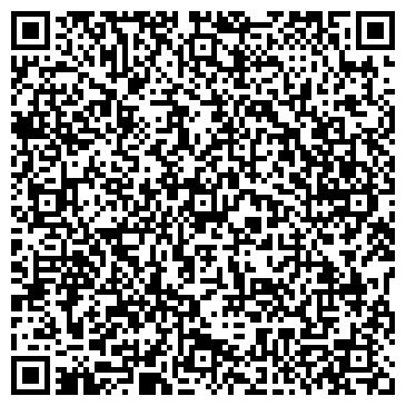 QR-код с контактной информацией организации МАГАЗИН № 43 ООО АВАНГАРД