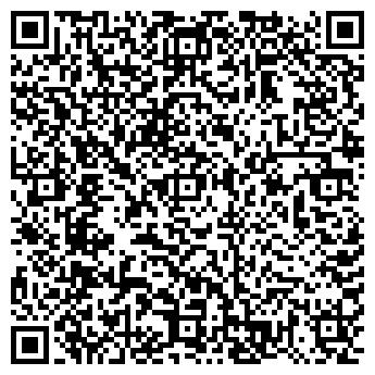 QR-код с контактной информацией организации НОВЫЙ ГОРОД, ЗАО