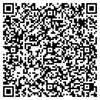 QR-код с контактной информацией организации МАГАЗИН № 16 ТОО РОДНИК