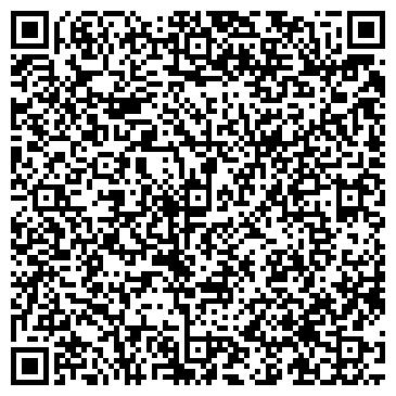 """QR-код с контактной информацией организации Семейный клуб """"Солнечный ветер"""""""