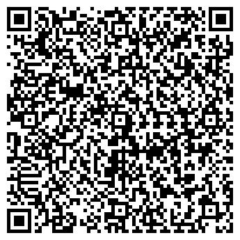 QR-код с контактной информацией организации СПЕКТР, ПОДРОСТКОВЫЙ КЛУБ