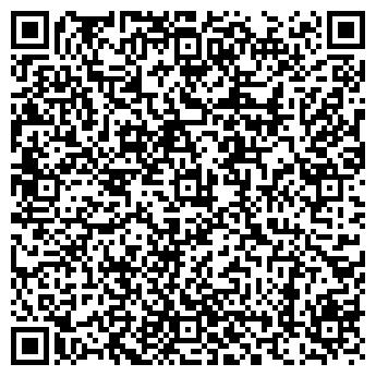 QR-код с контактной информацией организации АВТОРСКАЯ ШКОЛА РЯБОВА