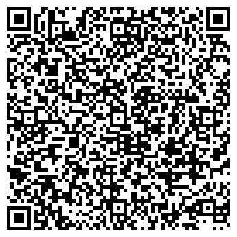QR-код с контактной информацией организации АВТОШКОЛА ОБЛАСТНАЯ
