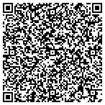 QR-код с контактной информацией организации ВТИСИЗ ПРОЕКТНО-ИЗЫСКАТЕЛЬСКАЯ КОНТОРА