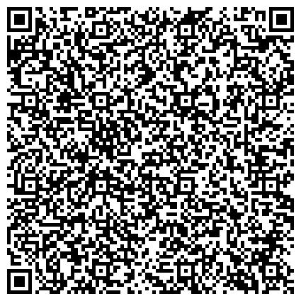 QR-код с контактной информацией организации Управление по охране окружающей среды и природопользованию Тамбовской области
