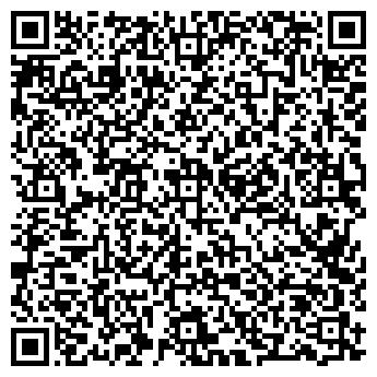 QR-код с контактной информацией организации ПОЛИКЛИНИКА ПО РЕВТРУД