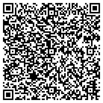 QR-код с контактной информацией организации САЛОН НЕДВИЖИМОСТИ, МУП