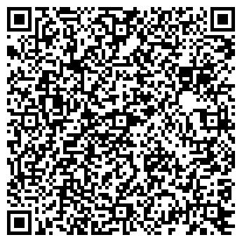QR-код с контактной информацией организации ЦЕНТР БАЛЬНОЙ ХОРЕОГРАФИИ