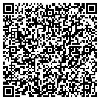 QR-код с контактной информацией организации БЛЮЗ АРТ-КАФЕ
