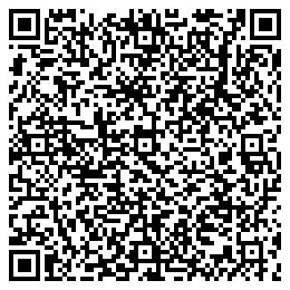 QR-код с контактной информацией организации ИЗУМРУД КАФЕ