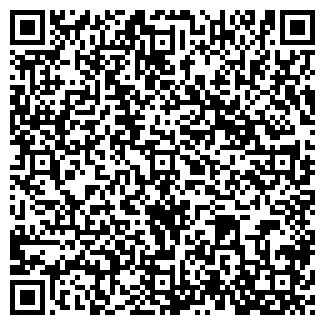 QR-код с контактной информацией организации КСК КЛУБ