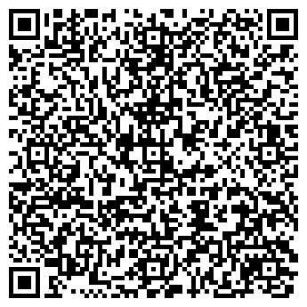 QR-код с контактной информацией организации ПАССАЖИРСКИЕ ПЕРЕВОЗКИ, МУП