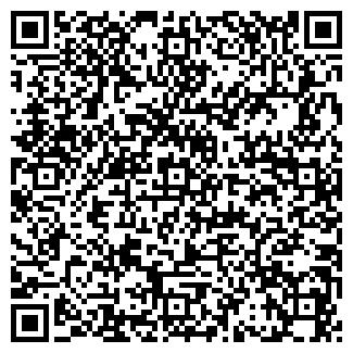 QR-код с контактной информацией организации ТЕЛЕКОМ САЛОН