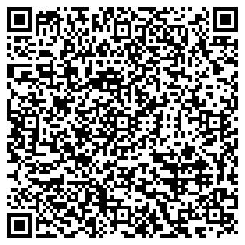 QR-код с контактной информацией организации ПИТЕРСОФТ ПЛЮС, ООО