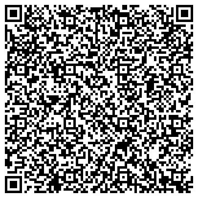 QR-код с контактной информацией организации ОДАРЁННЫЕ ДЕТИ - БУДУЩЕЕ РОССИИ