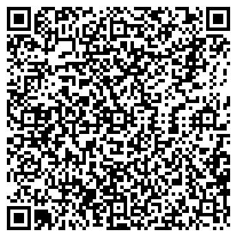 QR-код с контактной информацией организации МАГАЗИН АО РЕСУРС