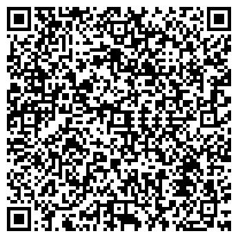 QR-код с контактной информацией организации СУПЕРМАРКЕТ SR-КРАТА