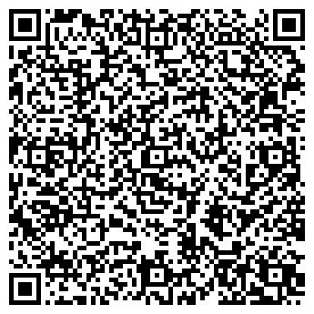 QR-код с контактной информацией организации ВИКТОРИЯ МАГАЗИН № 68