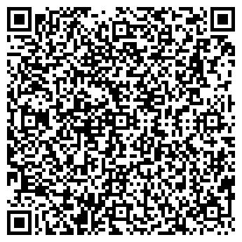 QR-код с контактной информацией организации КОМБОР И КО., ЗАО