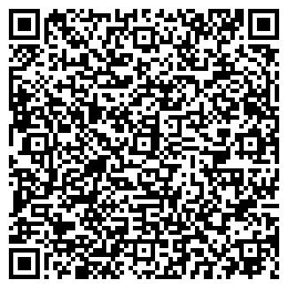QR-код с контактной информацией организации ГЛОБУС ТВЦ