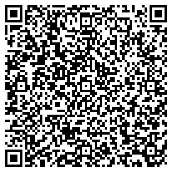 QR-код с контактной информацией организации БАНК ТЕРРИТОРИАЛЬНЫЙ
