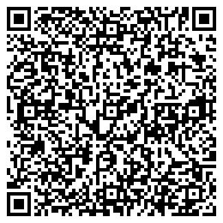QR-код с контактной информацией организации ГЕОИНВЕСТБАНК