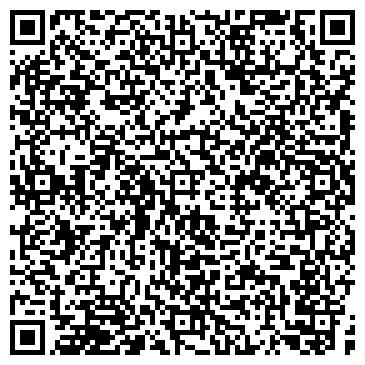 QR-код с контактной информацией организации АНО ИНТЕРКОНТАКТ, ТВЕРСКАЯ ГРУППА
