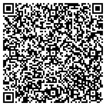 QR-код с контактной информацией организации КАДРОВОЕ АГЕНТСТВО ЦЕЛЬ
