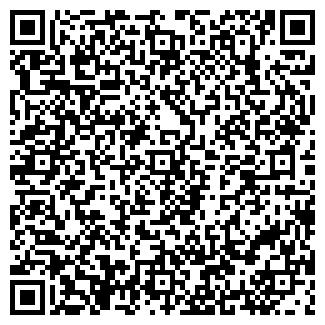 QR-код с контактной информацией организации СПОРТТОВАРЫ
