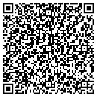 QR-код с контактной информацией организации ПАНДУС УПЦ