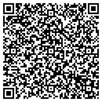 QR-код с контактной информацией организации ФИРМА АЛНИ