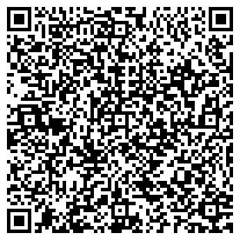 QR-код с контактной информацией организации ХРАМ ПОКРОВА БОЖИЕЙ МАТЕРИ
