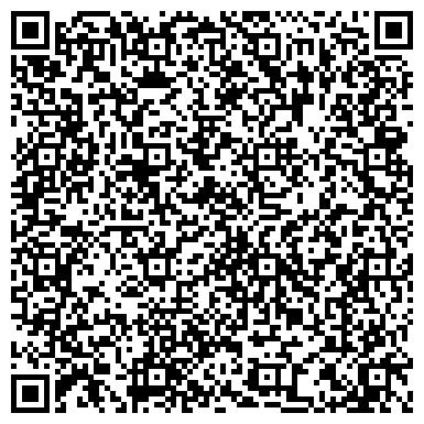 QR-код с контактной информацией организации ЦЕРКОВЬ ВОСКРЕСЕНИЯ ХРИСТОВА (ТРЕХ ИСПОВЕДНИКОВ)