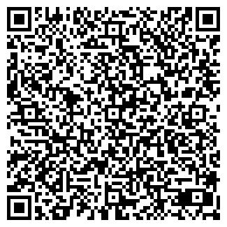 QR-код с контактной информацией организации МАГАЗИН АТЛАНТ